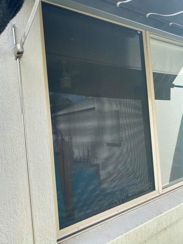Crimsafe Security Screens